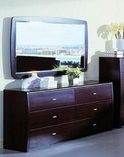 VIG Furniture PALERMODRWNG Palermo Series Wood Dresser
