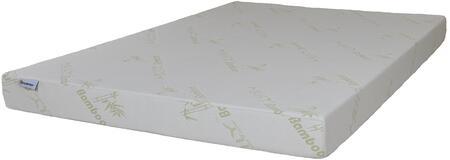 MLily DREAMER6T Dreamer Series Twin Size Memory Foam Top Mattress