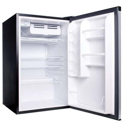 Haier Hc45sg42sv 21 Inch Compact Refrigerator With 4 5 Cu