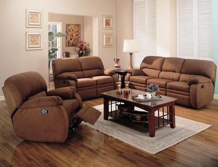 Coaster 600411SET2 Paulina Living Room Sets