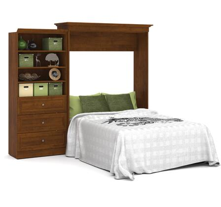 Bestar Furniture 40885 Versatile by Bestar 101'' Queen Wall bed kit