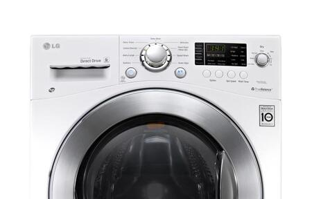 Lg All In One Washer Dryer Combo Lg Wm3477hw Appliances