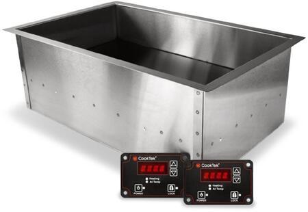 """CookTek IHW06222 21.75"""" Drop In"""