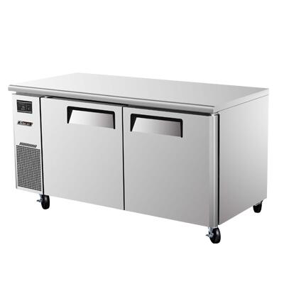 "Turbo Air JUF60 59""  Commercial Undercounter Freezer"