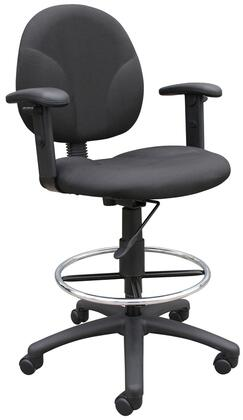 "Boss B1691BK 25"" Adjustable Contemporary Office Chair"