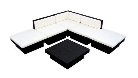 VIG Furniture VGCW2905 Modern Patio Sofa