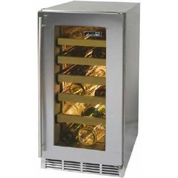 """Perlick HP15WS2RDNU 14.875"""" Freestanding Wine Cooler"""