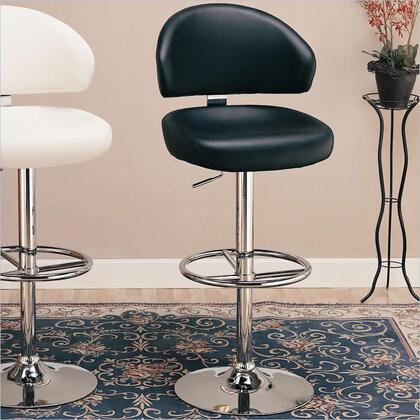 """Coaster 12034 Coaster Dining Chairs and Bar Stools 29"""" Adjustable Bar Stool in"""