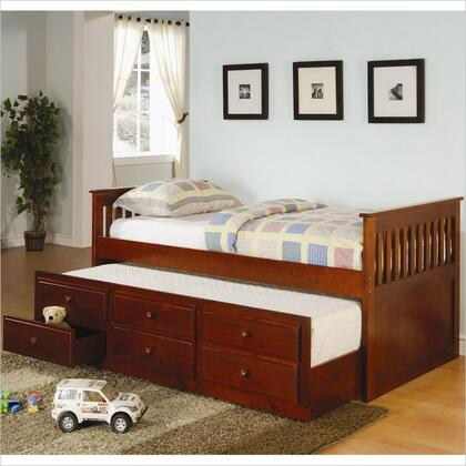 Coaster 300105 La Salle Series  Twin Size Daybed Bed