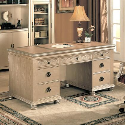 Yuan Tai GE7770D Geneva Series Executive Desk  Desk