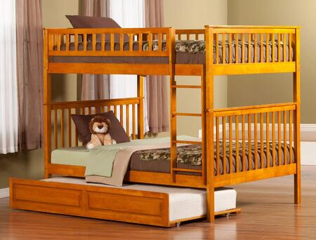 Atlantic Furniture AB56537  Full Size Bunk Bed