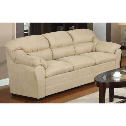 Acme Furniture 15170 Connell Series  Microfiber Sofa