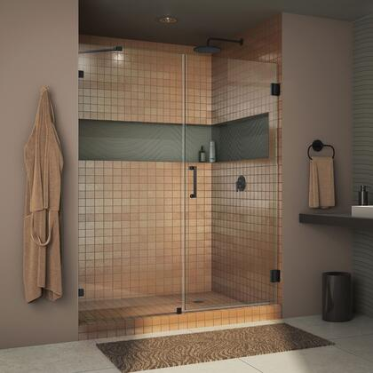 Unidoor Lux Shower Door RS30 30D 30P 09