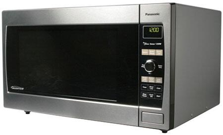 Panasonic NNSD697S Countertop Microwave |Appliances Connection