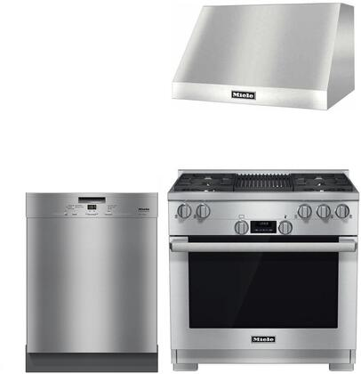 Miele 736672 DirectSelect Kitchen Appliance Packages