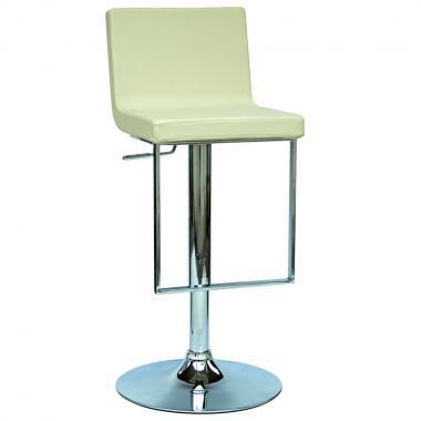 Chintaly 0351ASCRM  Bar Stool