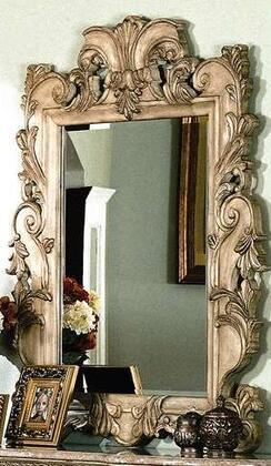 Yuan Tai CA7906M Cannes Series Rectangular Portrait Wall Mirror