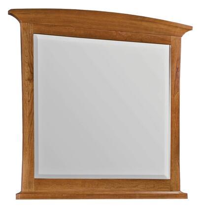 Durham 100182A Westwood Series Rectangular Landscape Dresser Mirror