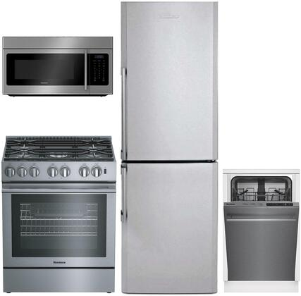 Blomberg 743422 Kitchen Appliance Packages