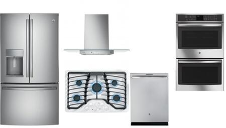 GE Profile 724283 Kitchen Appliance Packages