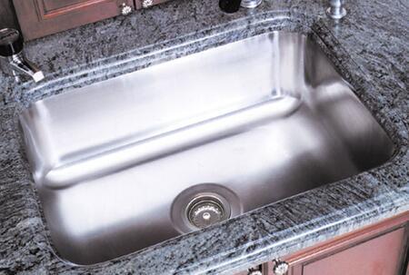 Aline CO2020A10RE Kitchen Sink