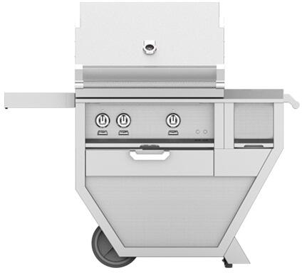 48 in. Deluxe Grill with Worktop   Steeletto