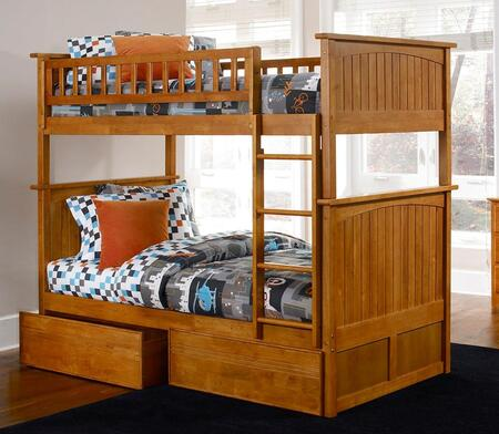 Atlantic Furniture AB59117  Twin Size Bunk Bed