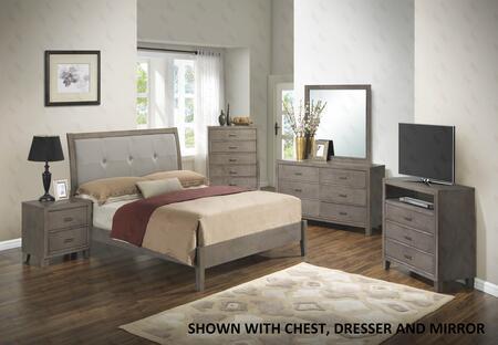Glory Furniture G1205AFBNTV G1205 Bedroom Sets