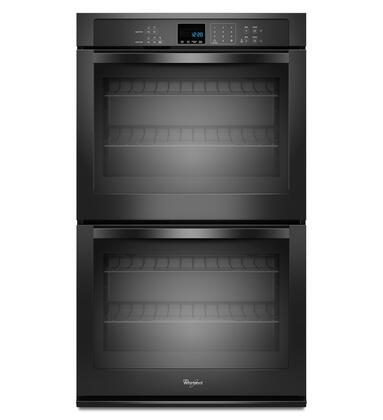 "Whirlpool WOD51EC0AB 30""  Double Wall Oven , in Black"