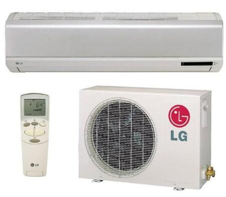 LG LS307HV Mini Split Air Conditioner Cooling Area, |Appliances Connection
