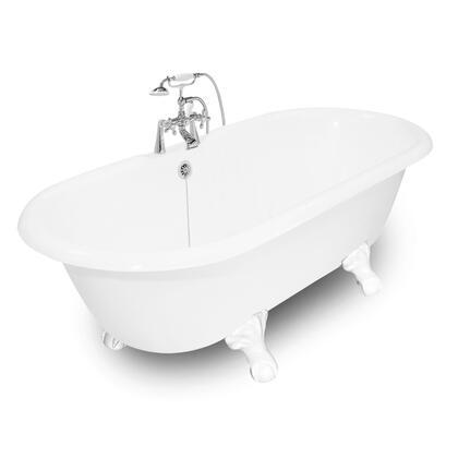 American Bath Factory T150BWH