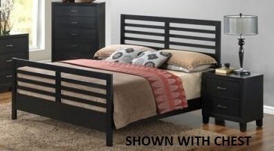 Glory Furniture G1250CKB2N G1250 King Bedroom Sets