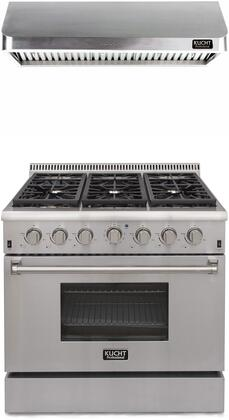 Kucht 721743 Professional Kitchen Appliance Packages