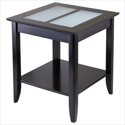 Winsome 92122 Syrah Series  End Table