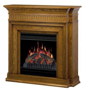 Dimplex CFP3950O Troy Series Vent Free Electric Fireplace