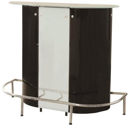 """Coaster 100654 Bar Units and Bar Tables Series 20"""" Wine Bar,"""