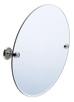 Smedbo K2103  Round Portrait Makeup Mirror