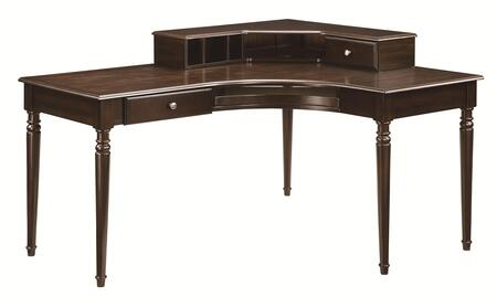 Coaster 800593 Jacqueline Series Corner  Wood Desk