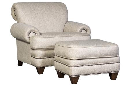 Chelsea Home Furniture Jan Series 392377F4050GRRB Front