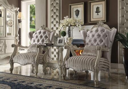 Acme Furniture 52087CT Versailles Living Room Sets