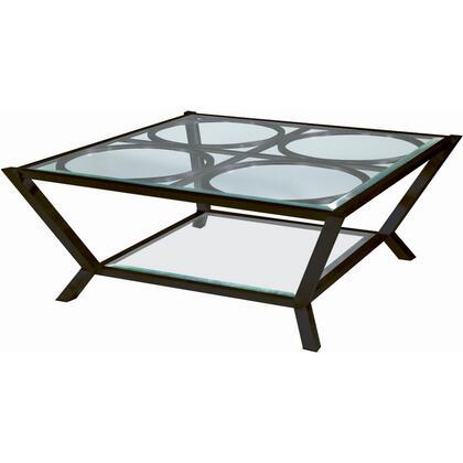 Allan Copley Designs 2401015G&S Contemporary Table