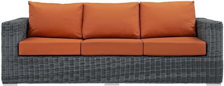 Modway EEI1874GRYTUS  Patio Sofa