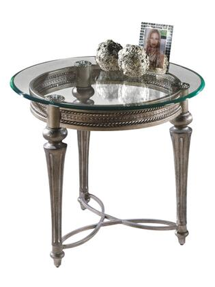 Magnussen 37504 Galloway Series Transitional Round End Table