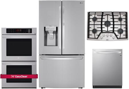 LG 729318 Kitchen Appliance Packages