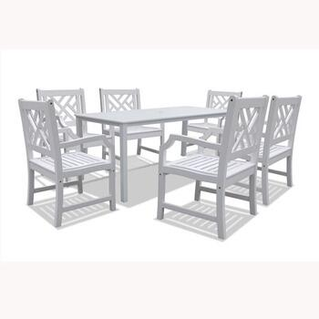 Vifah V1336SET9 Bradley Patio Sets