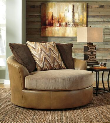Benchcraft 8630221 Declain Series Armchair Faux Leather