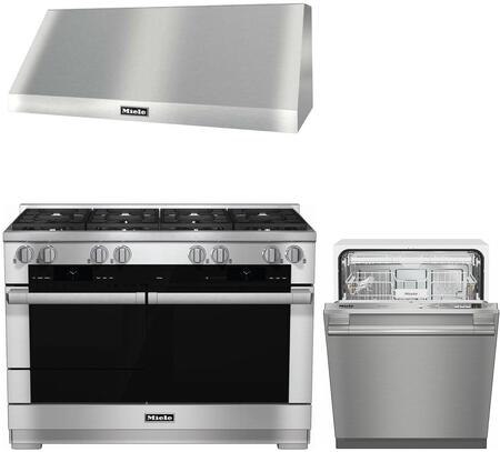 Miele 736765 Kitchen Appliance Packages