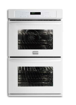 """Frigidaire FGET3065KW 30"""" Double Wall Oven"""