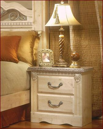 Standard Furniture 6407 Seville Series  Wood Night Stand