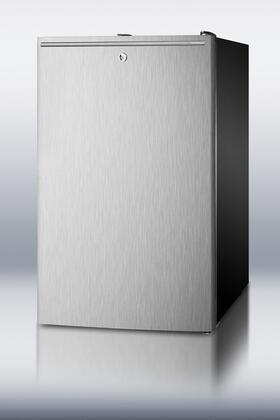 "Summit SWC525LDSSSHH 19.38"" Wine Cooler"